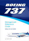Pat BOONE's 737 Management Reference Guide