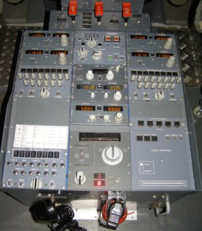 Boeing B737NG Centre Pedestal
