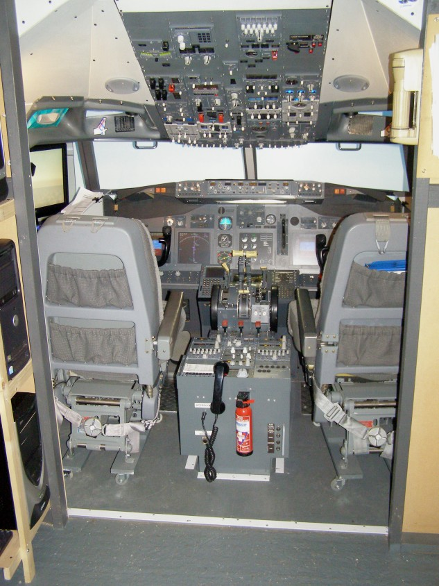 CPFlight MCP737 - MIP737 and MCPEX with The PMDG737