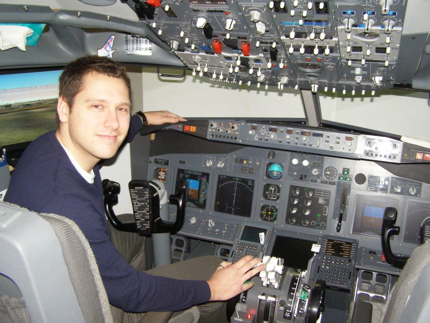 More about how to build a home flight simulator cockpit for Home building simulator