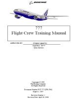 757 Flight Manual